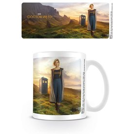 Doctor Who 13th Doctor - Mug