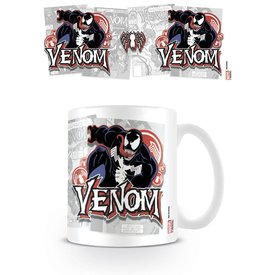 Venom Comic Covers - Mok