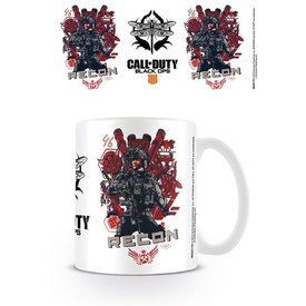 Call Of Duty Black Ops 4 Recon - Mug