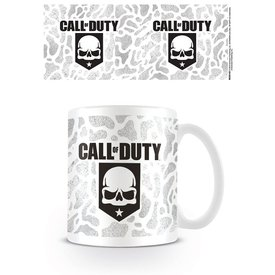 Call Of Duty Logo - Mok