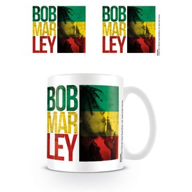 Bob Marley Smoke - Mug