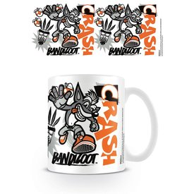 Crash Bandicoot - Mug