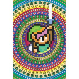 The Legend Of Zelda Collectables - Maxi Poster