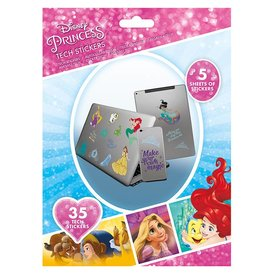 Disney Princess - Tech Stickers