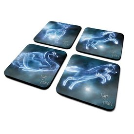 Harry Potter Patronus   - Coaster Set 4