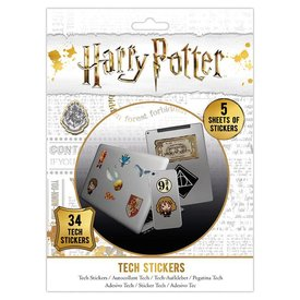 Harry Potter Artefacts- Tech Stickers