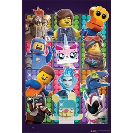 The Lego Movie 2 - Maxi Poster