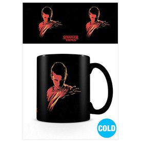 Stranger Things Woods - Mugs thermo-réactifs