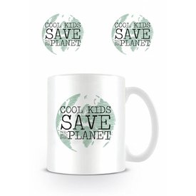 Cool Kids Save The Hot Planet - Mug
