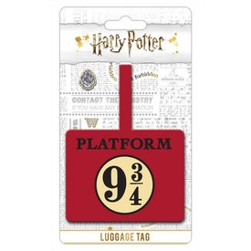 Harry Potter Platform 9 3-4 - Bagage Labels