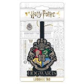 Harry Potter Hogwarts Crest - Luggage Tags