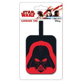 Star Wars Dath Vader Helmet - Bagage Labels