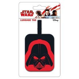 Star Wars Dath Vader Helmet - Bagage Labels