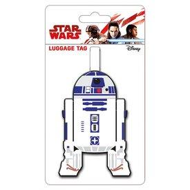 Star Wars R2-D2 - Étiquette de bagage