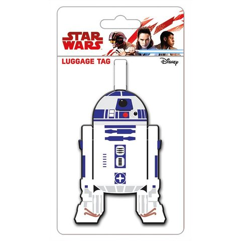 Star Wars R2-D2 - Luggage Tags