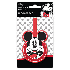Mickey Mouse - Luggage Tags