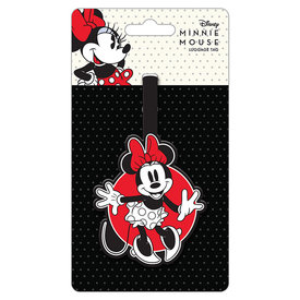 Minnie Mouse - Bagage Labels