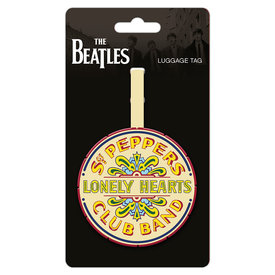The Beatles - Luggage Tags