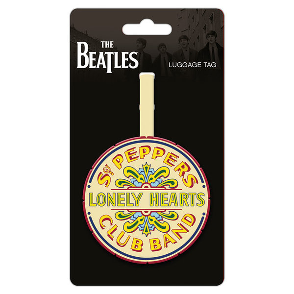 The Beatles - Bagage Labels