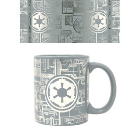 Star Wars Death Star Surface - Foil Mug