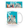 Bangtan Boys BTS Group Blue - Mug