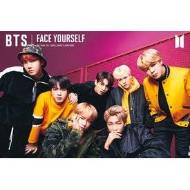 Bangtan Boys BTS Face Yourself - Maxi Poster