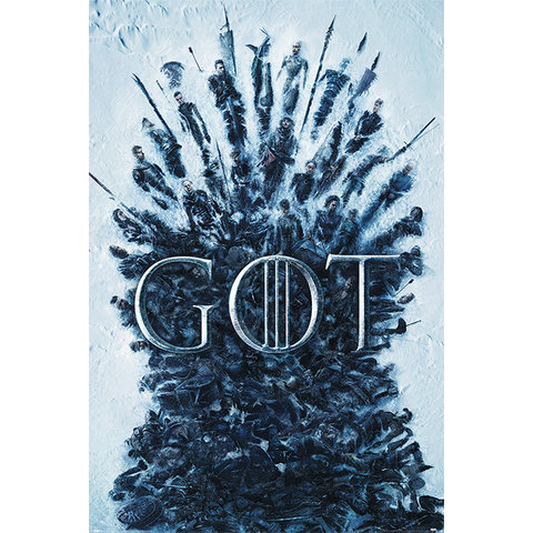 Game of Thrones Throne Of The Dead - Maxi Poster