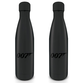 James Bond 007 - Metal Drink Bottles