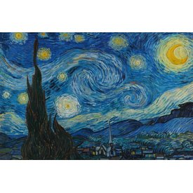 Van Gogh Starry Night - Maxi Poster