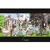 Studio Ghibli Collage - Maxi Poster