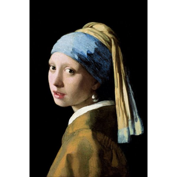 Johannes Vermeer - Girl with a Pearl Earring Maxi Poster