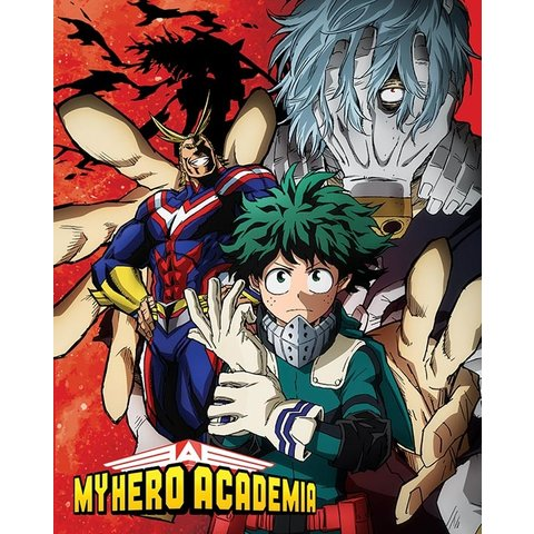 My Hero Academia Heroes Nemesis Mini Poster