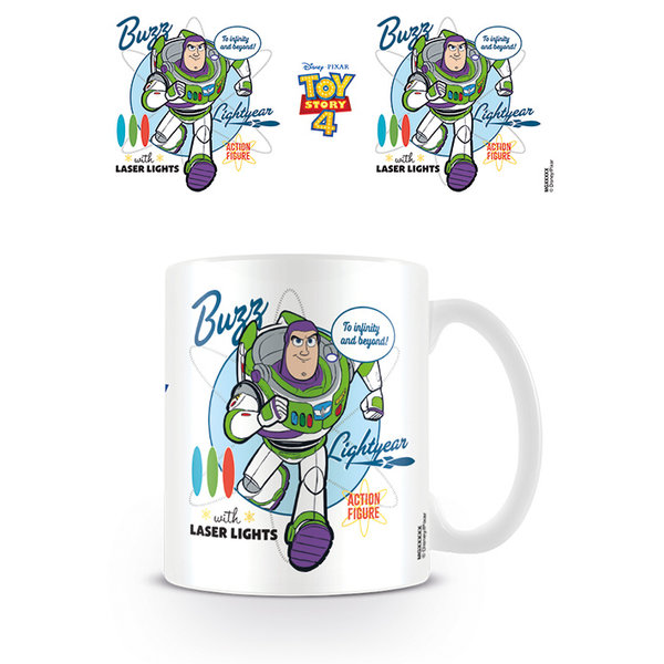 Disney Toy Story 4 To Infinity and Beyand Mug