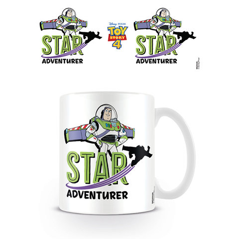 Toy Story 4 Star Explorer Mug
