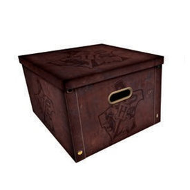 Harry Potter Hogwarts Crest Storage Box