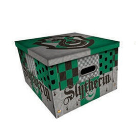 Harry Potter Slytherin Storage Box