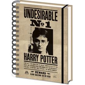 Harry Potter Sirius & Harry A5 3D Lenticular Notitieboek