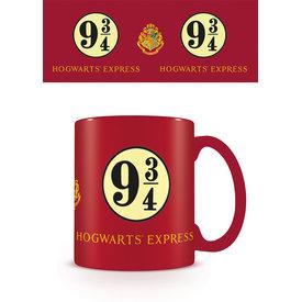 Harry Potter  9&3/4 Coloured Mok