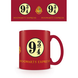 Harry Potter  9&3/4 Coloured Mug