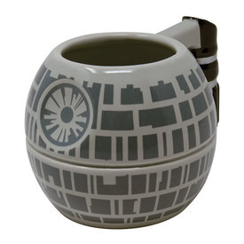 Star Wars Death Star Shaped Mug