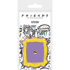 Friends Frame Keyring