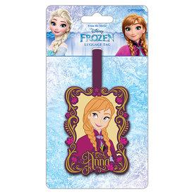Disney Frozen Anna Étiquette de bagage