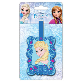Disney Frozen Elsa Luggage Tag