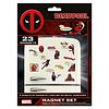 Deadpool Magneet Set