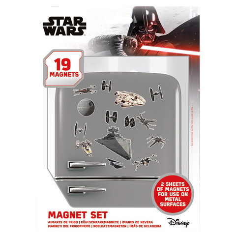 Star Wars Magneet Set