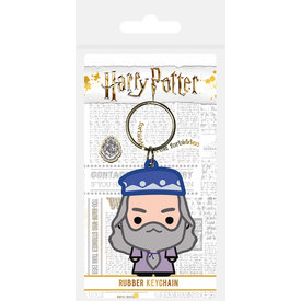 Harry Potter Albus Dumbledore Chibi - Keyring