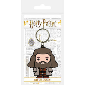 Harry Potter Hagrid  Chibi - Keyring