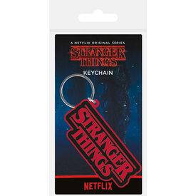 Stranger Things Logo - Porte-clé