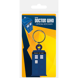 Doctor Who Tardis - Keyring