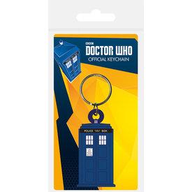 Doctor Who Tardis - Sleutelhanger